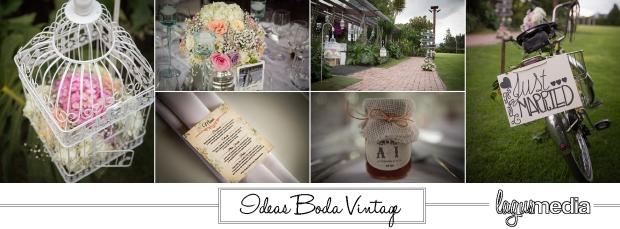 decoración boda vintage, ideas bodas, fotógrafo bodas