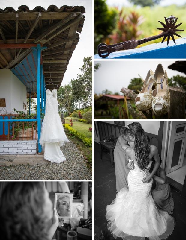 fotografia boda armenia club campestre