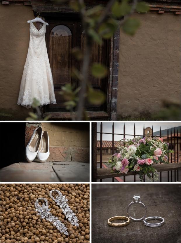 fotografo matrimonio en el portico