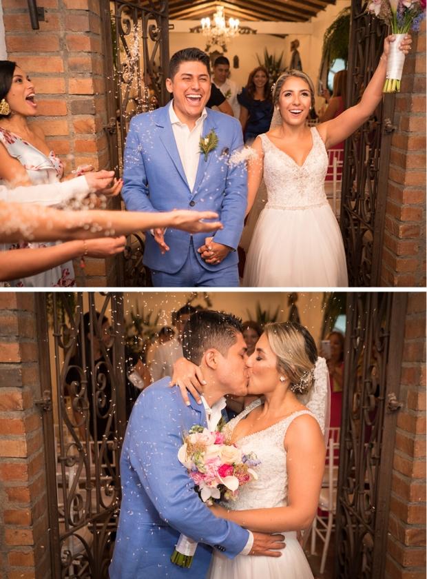 Matrimonio en Hacienda Las Mañanitas